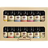 Synergy Essential Oil Blend Beginner Starter Set 14/10ml - 100% Pure Therapeutic Grade - Great for Aromatherapy