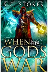When The Gods War (A Kingdom Divided Book 2) Kindle Edition