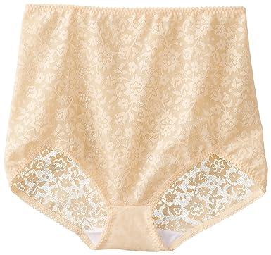 75c894be2 Rago Women s Plus-Size V Leg Extra Firm Control Panty Brief (X)   Amazon.co.uk  Clothing
