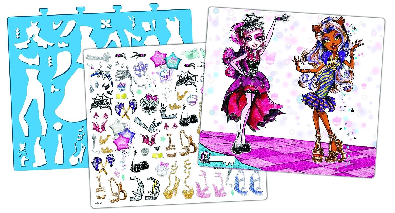 IMC Toys Monster High 87016 - Skizzenblock: Amazon.de: Spielzeug