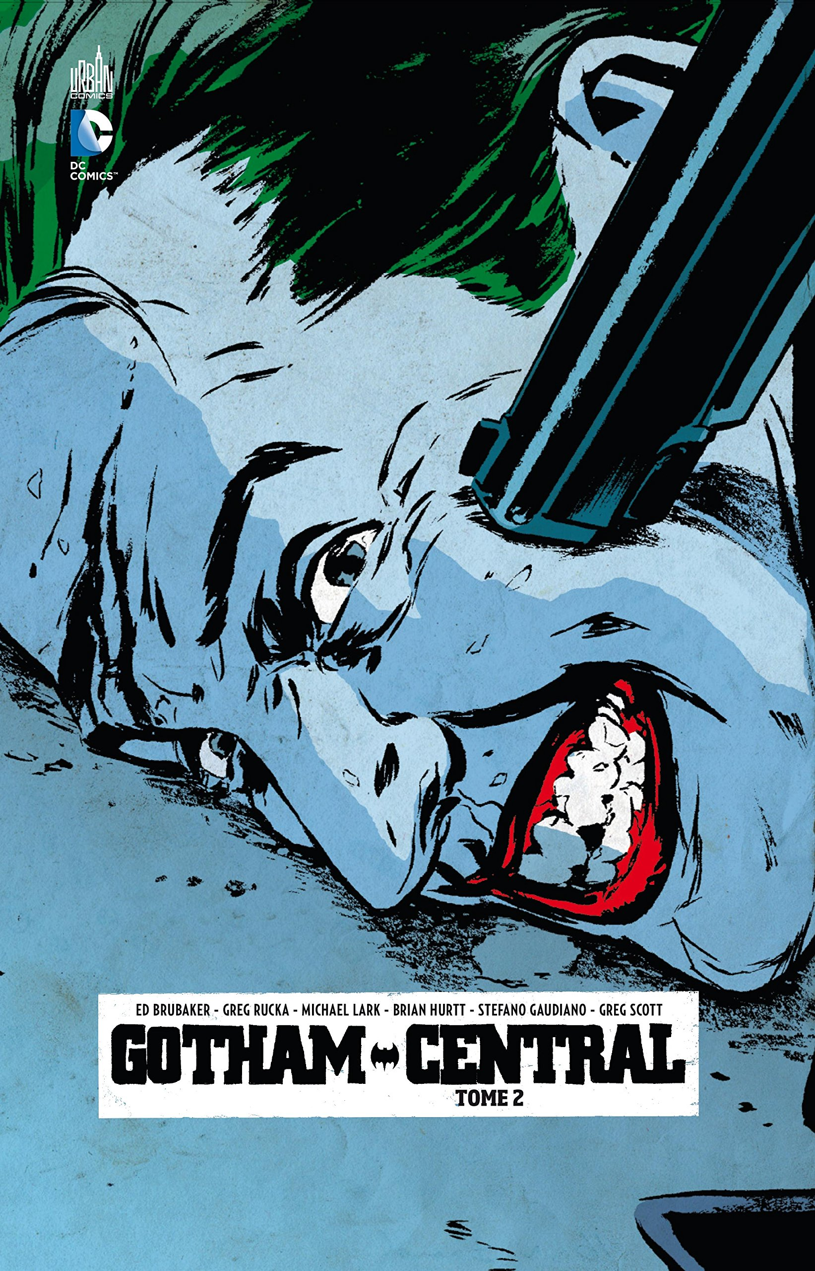 guide comics bruce wayne