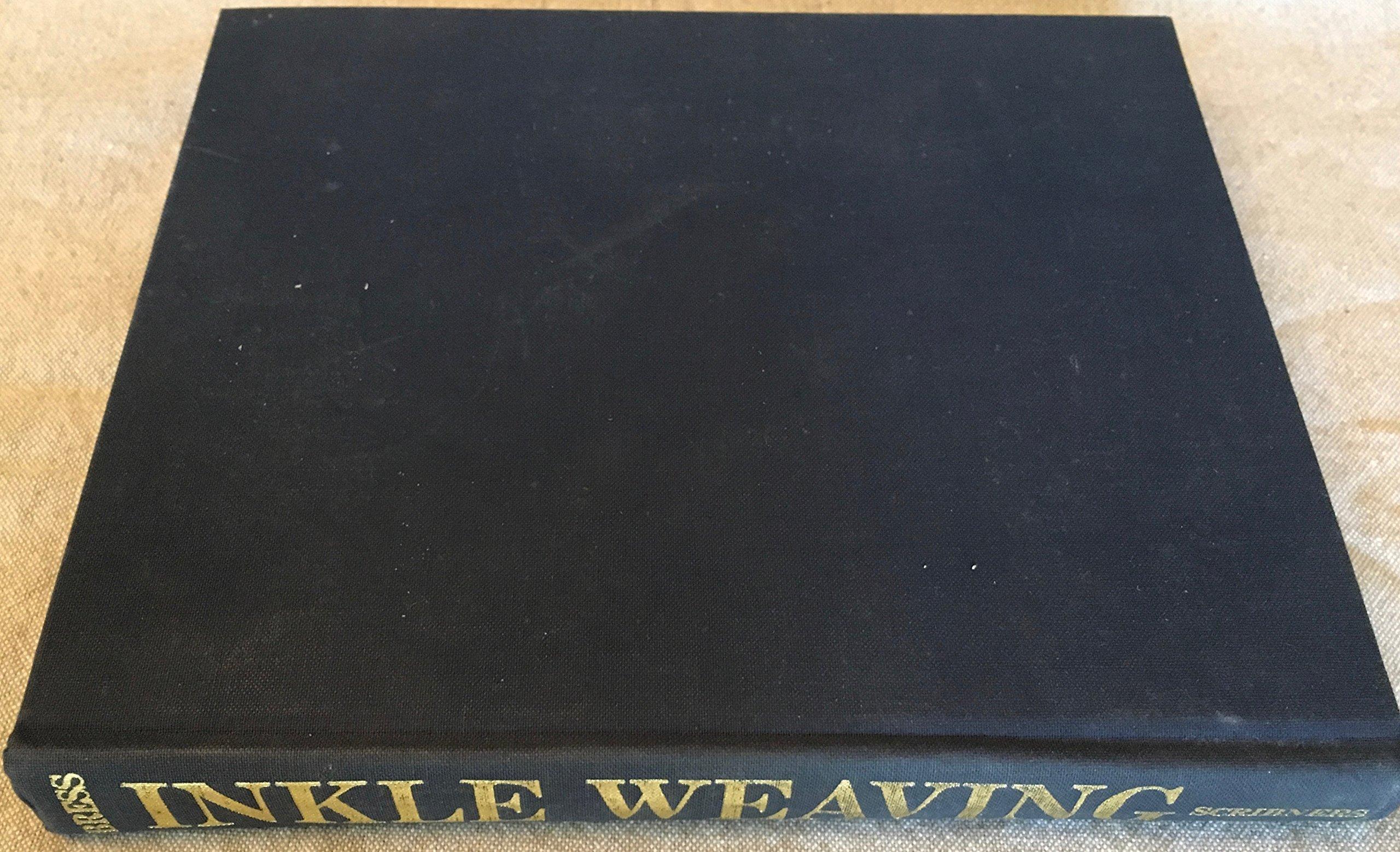 Inkle Weaving: Helene Bress: 9780684138701: Amazon com: Books