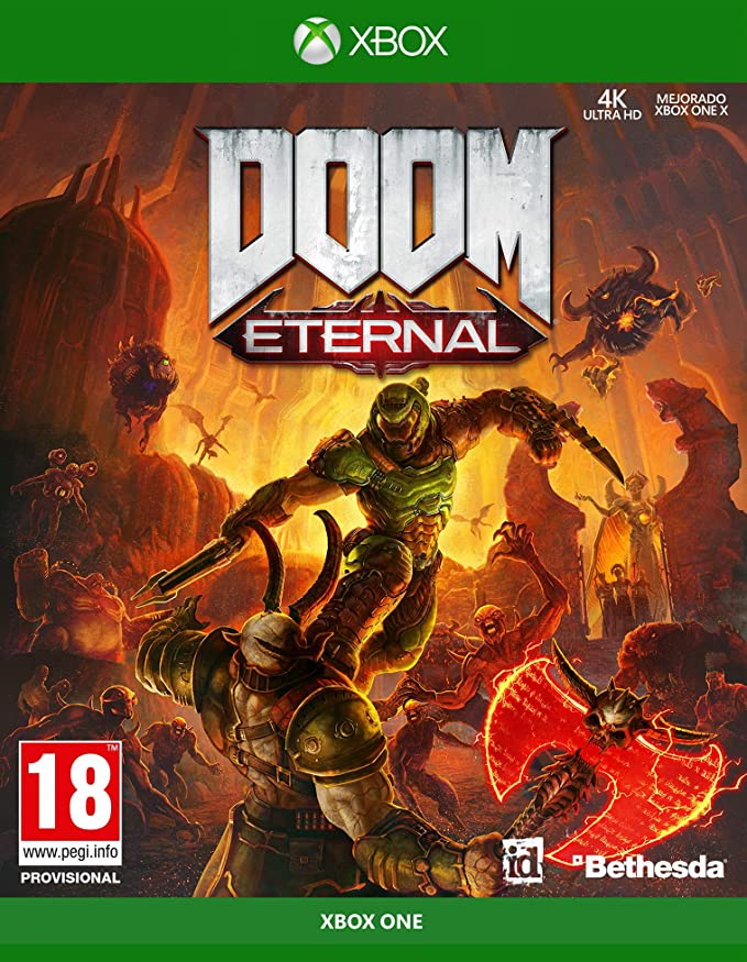 Doom Eternal (Xbox One): Amazon.es: Videojuegos