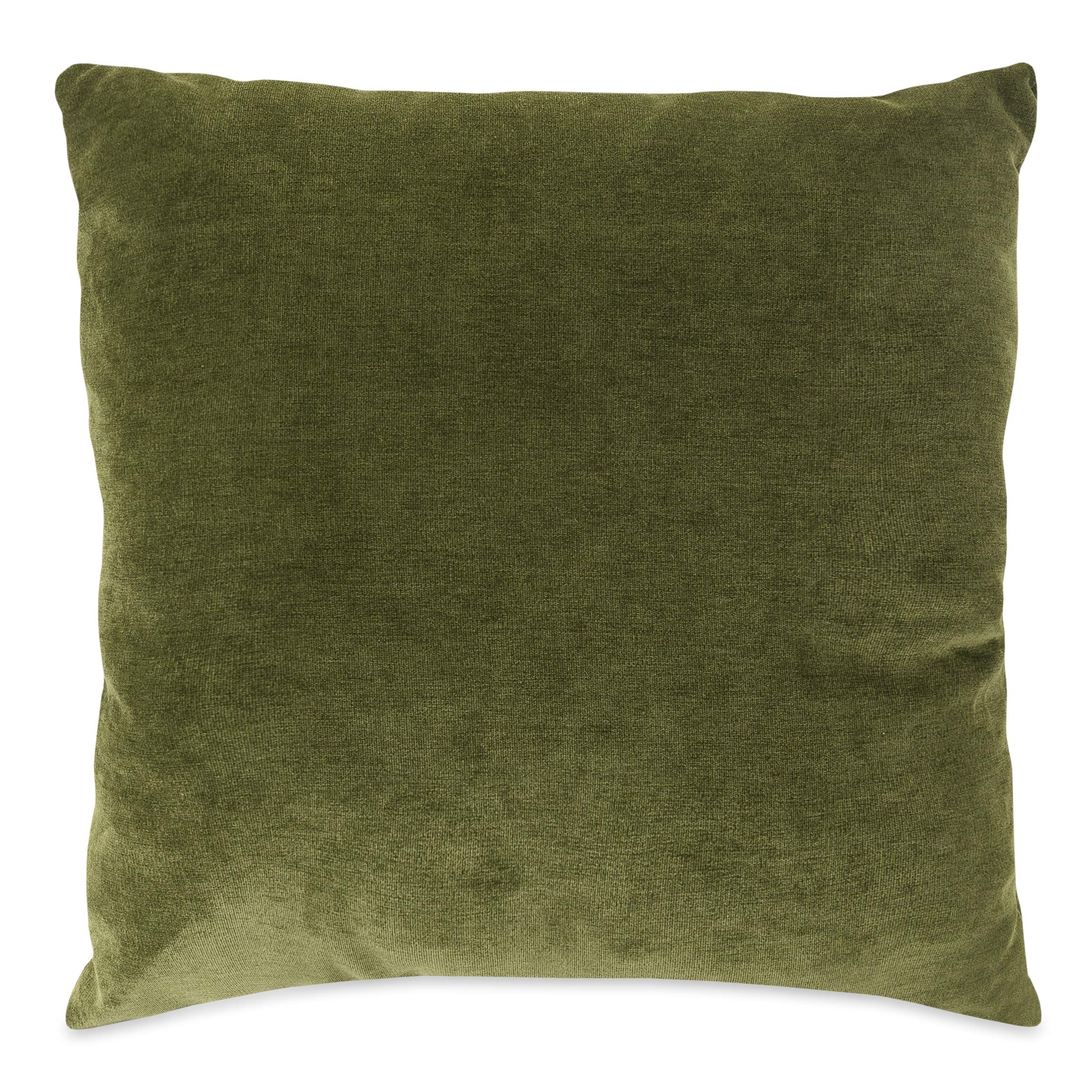Majestic Home Goods Fern Villa Indoor Large Pillow 20'' L x 8'' W x 20'' H by Majestic Home Goods