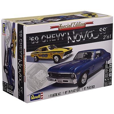 Revell 1:25 `69 Chevy Nova SS: Toys & Games