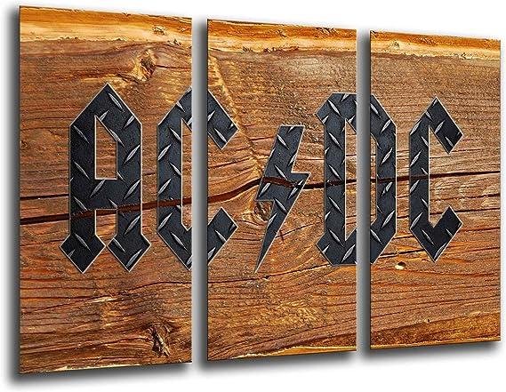 Cuadro ACDC Musica Rock