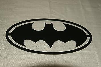 Batman Dark Knight Custom Grille Insert