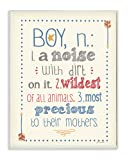 The Kids Room by Stupell Textual Art Wall Plaque, A