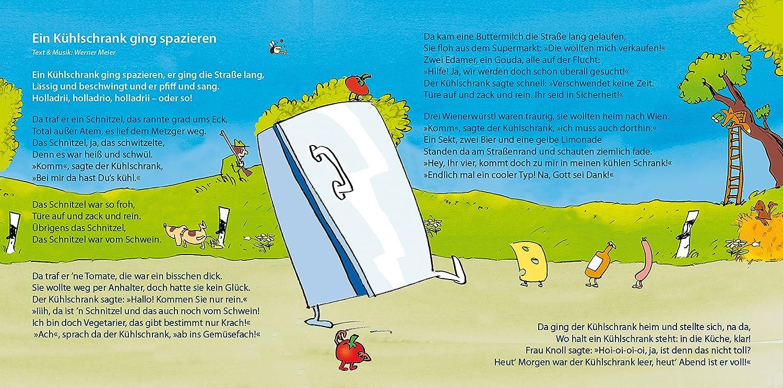 Ein Kühlschrank Ging Spazieren - Sternschnuppe: Amazon.de: Musik