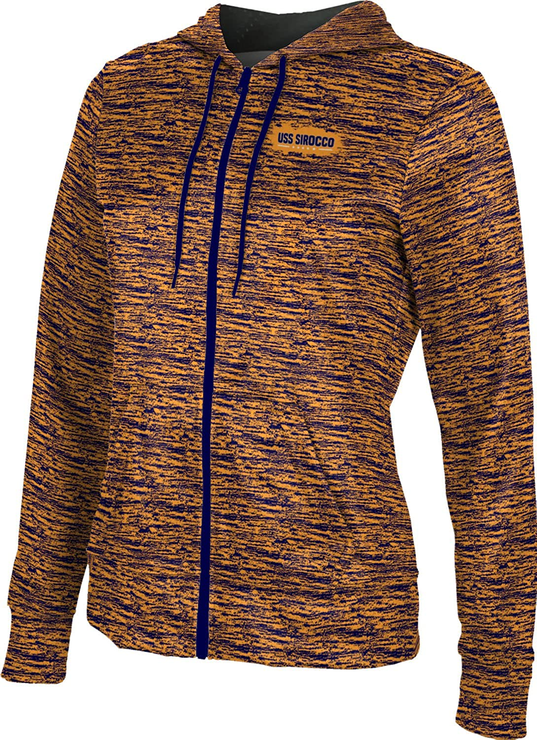 ProSphere Women's USS Sirocco Military Brushed Fullzip Hoodie