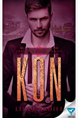 KON (Trassato Crime Family Book 2) Kindle Edition