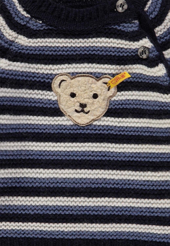 Jungen Pullover Pullover 1//1 Arm Steiff Baby