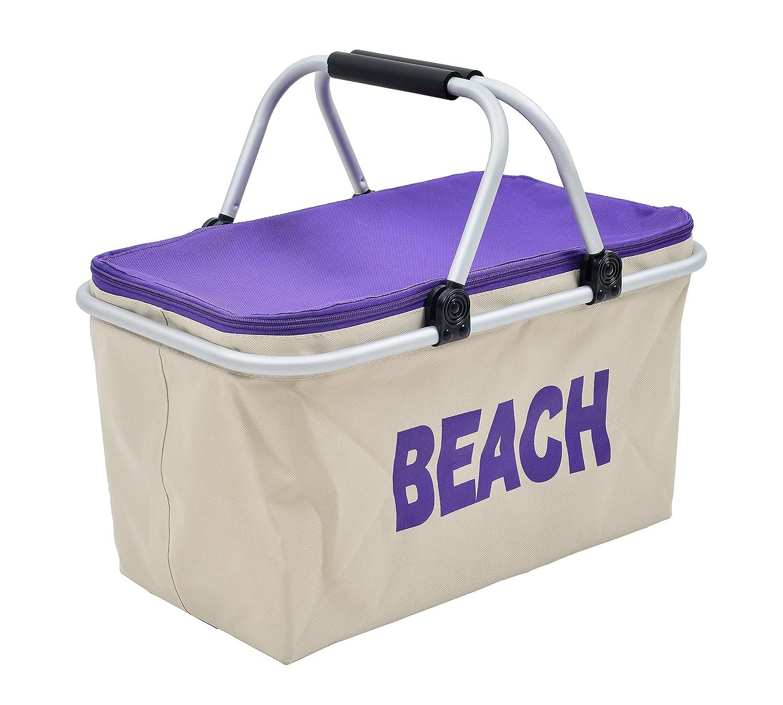 Bolsa nevera para picnic, de IHOMAGIC, aislante, para viajes y ...