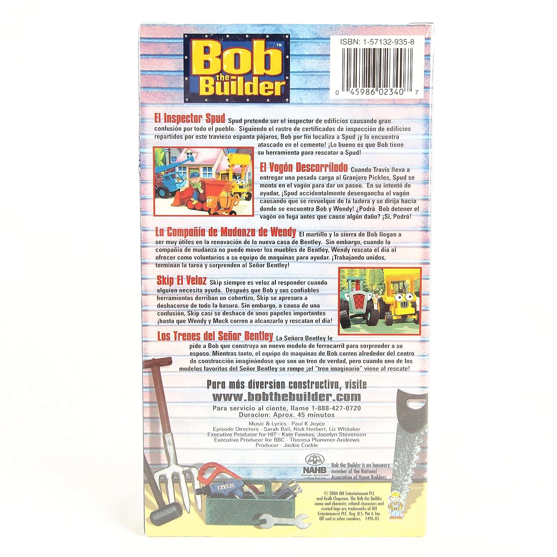 Amazon Com Bob The Builder Una Gran Herramienta Bob The  # Le Font Muebles