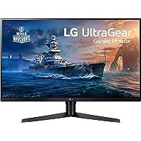 LG 32 inch Ultra Gear QHD Gaming monitor, 144Hz, 1ms MBR - 32GK650F