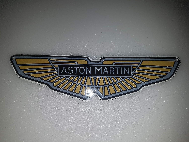 Emaille Schild Aston Martin 17x5 5 Cm Emailschild Türschild Werkstattschild Amazon De Auto