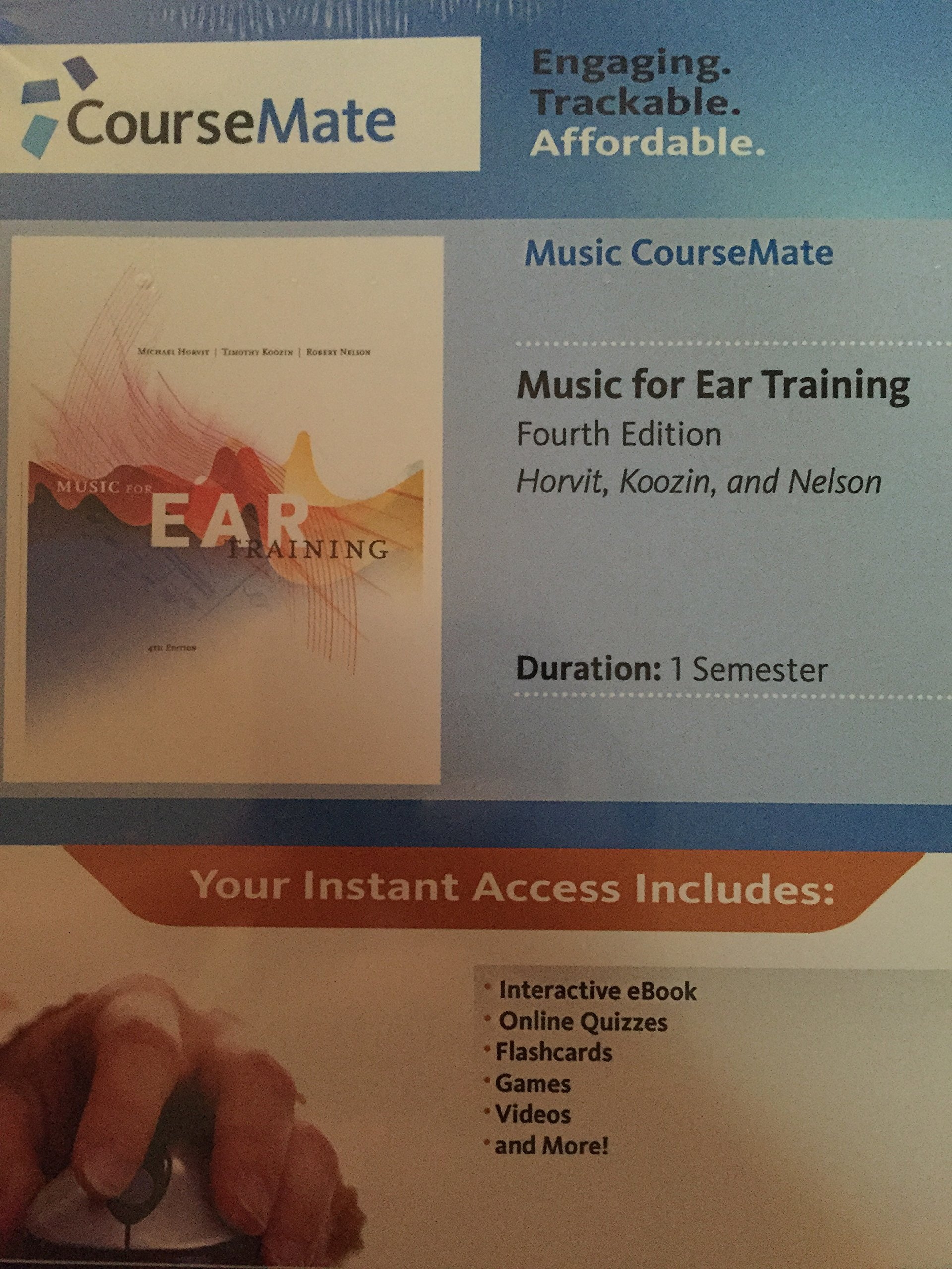 Download MUSIC FOR EAR TRAINING-ACCESS pdf