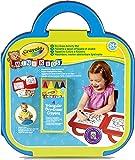 Crayola Mini Kids - 98-2000-E-000 - Loisir Créatif - Mon Premier Pupitre Effaçable à Sec