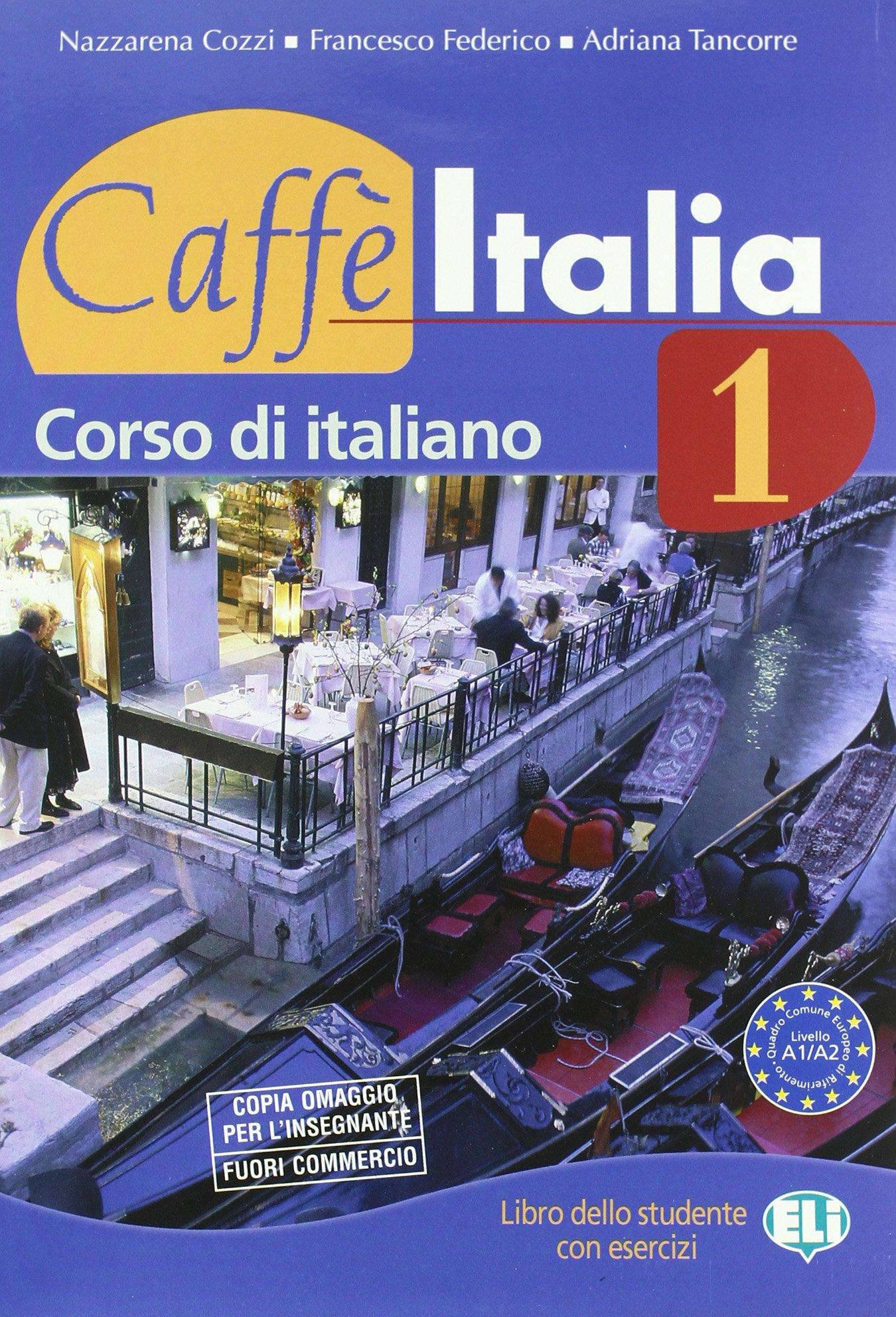 Caffe Italia 1 Pdf