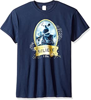 Polar Express Movie SANTA 2-Sided Sublimated All Over Print Poly Cotton T-Shirt