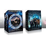 Stargate SG-1 & Stargate Atlantis Complete Series Bundle Set