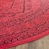 Safavieh Adirondack Collection ADR108F Red and
