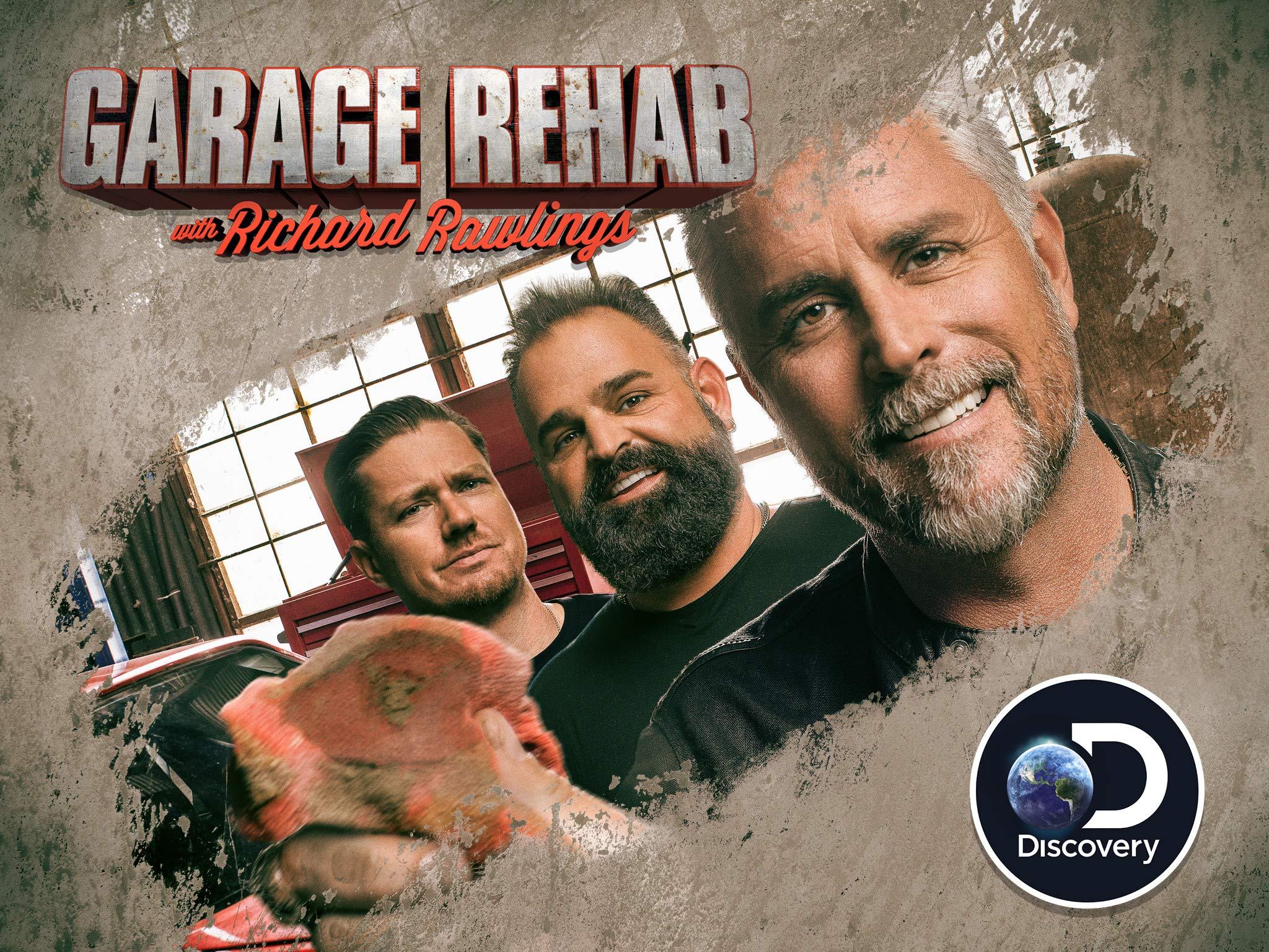 Amazon com: Watch Garage Rehab Season 2 | Prime Video