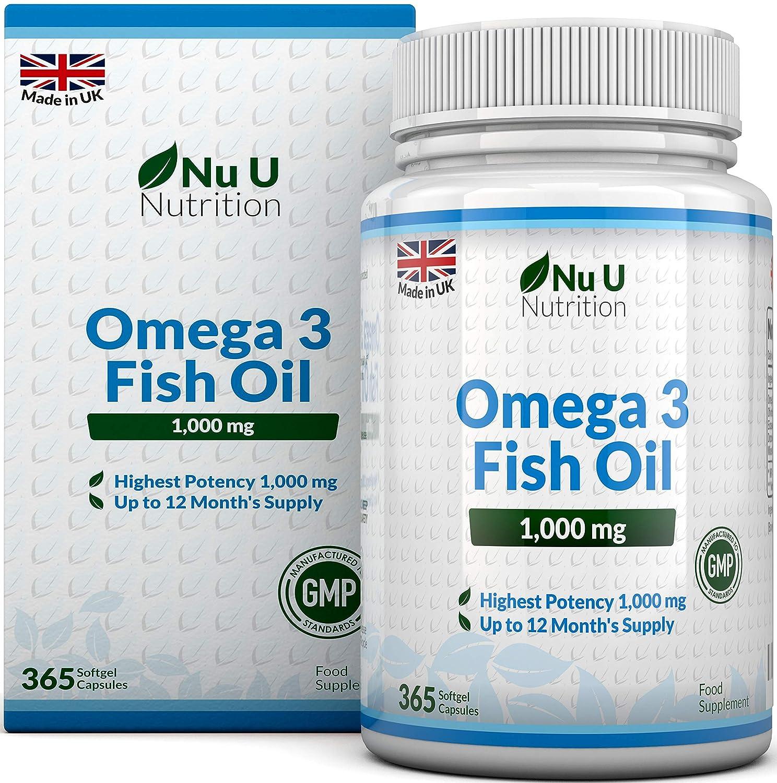 Omega 3 Olio di Pesce