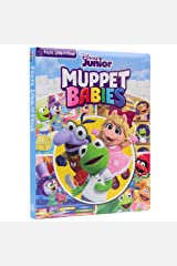 Disney Junior - Muppet Babies My First Look and Find Activity Book - PI Kids Board book