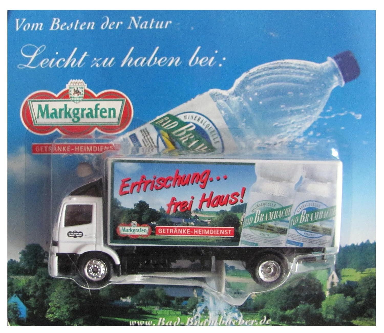 Markgrafen Getränkemarkt Nr.16 - Bad Brambacher - MB Atego - Solo ...