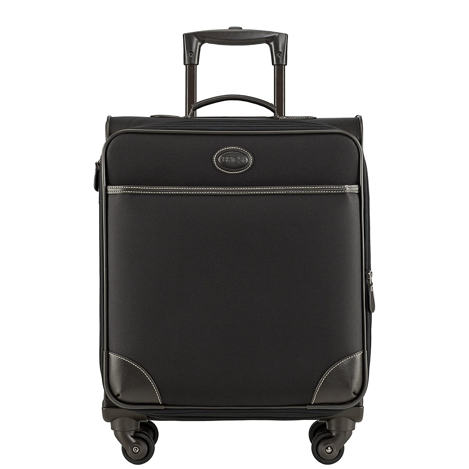 60%OFF Bric's Pronto 21 Inch Expandable Carry on Spinner, Black