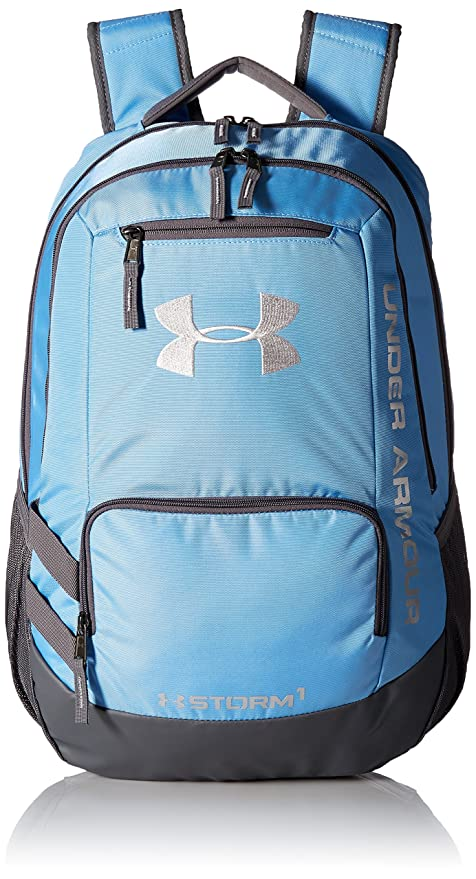 Amazon.com  Under Armour Unisex Team Hustle backpack  Under Armour  Sports    Outdoors 0858b8a56bf2f