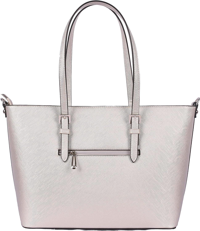 Flora/& Co Handtasche 9179 Damen Arbeit Shopper Tasche Handtasche Elegant Henkeltasche f/ür B/üro