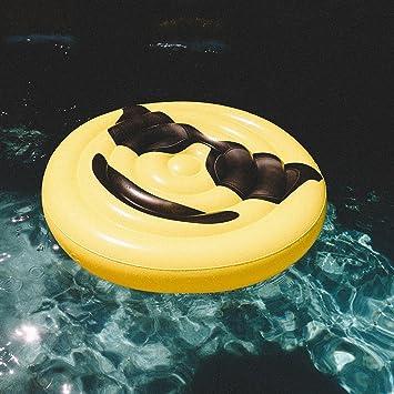Beach Toy ® - Colchoneta inflable para piscina de Smiley Sun Emoji ...