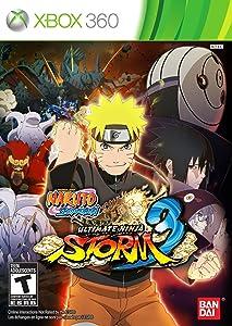 Naruto Shippuden: Ultimate Ninja Storm 3 - Xbox 360 (Renewed)