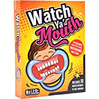 Watch Ya Mouth Family Edition Hilarious Mouthguard Board Game