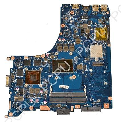 Amazon.com: 60NB09I0-MB3000 Asus GL552VW Laptop Motherboard ...