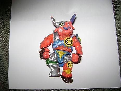 Amazoncom Teenage Mutant Ninja Turtles Groundchuck 1991 Toys