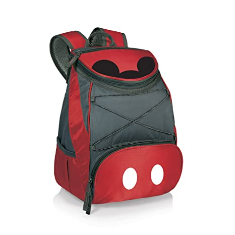 6e682a72704 Amazon.com  Disney Classics Mickey Mouse PTX Insulated Cooler Backpack   Kitchen   Dining
