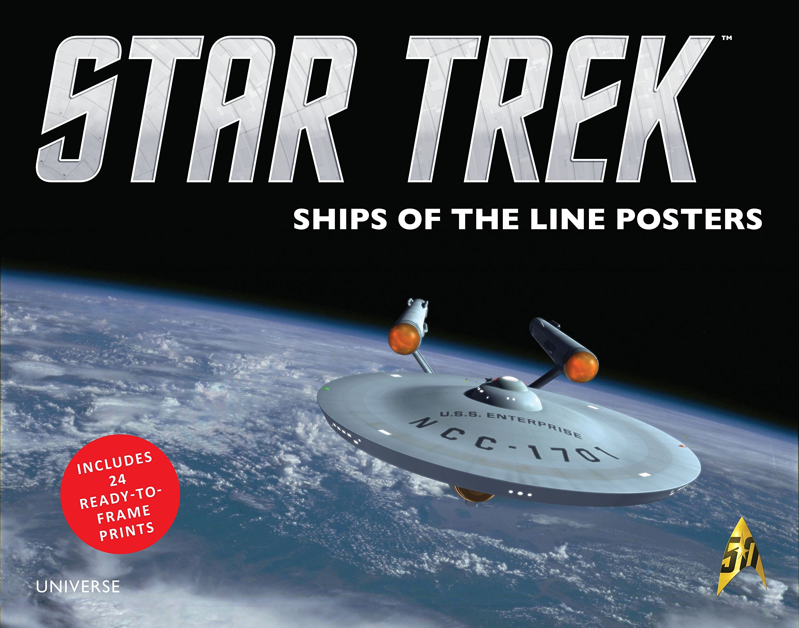 Star Trek: Ships of the Line Posters pdf