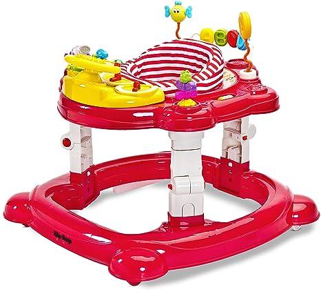 Hip Hop Andador gehfrei Walker bebé de cuna de Jumper con Multi Media 3 in1 Toyz