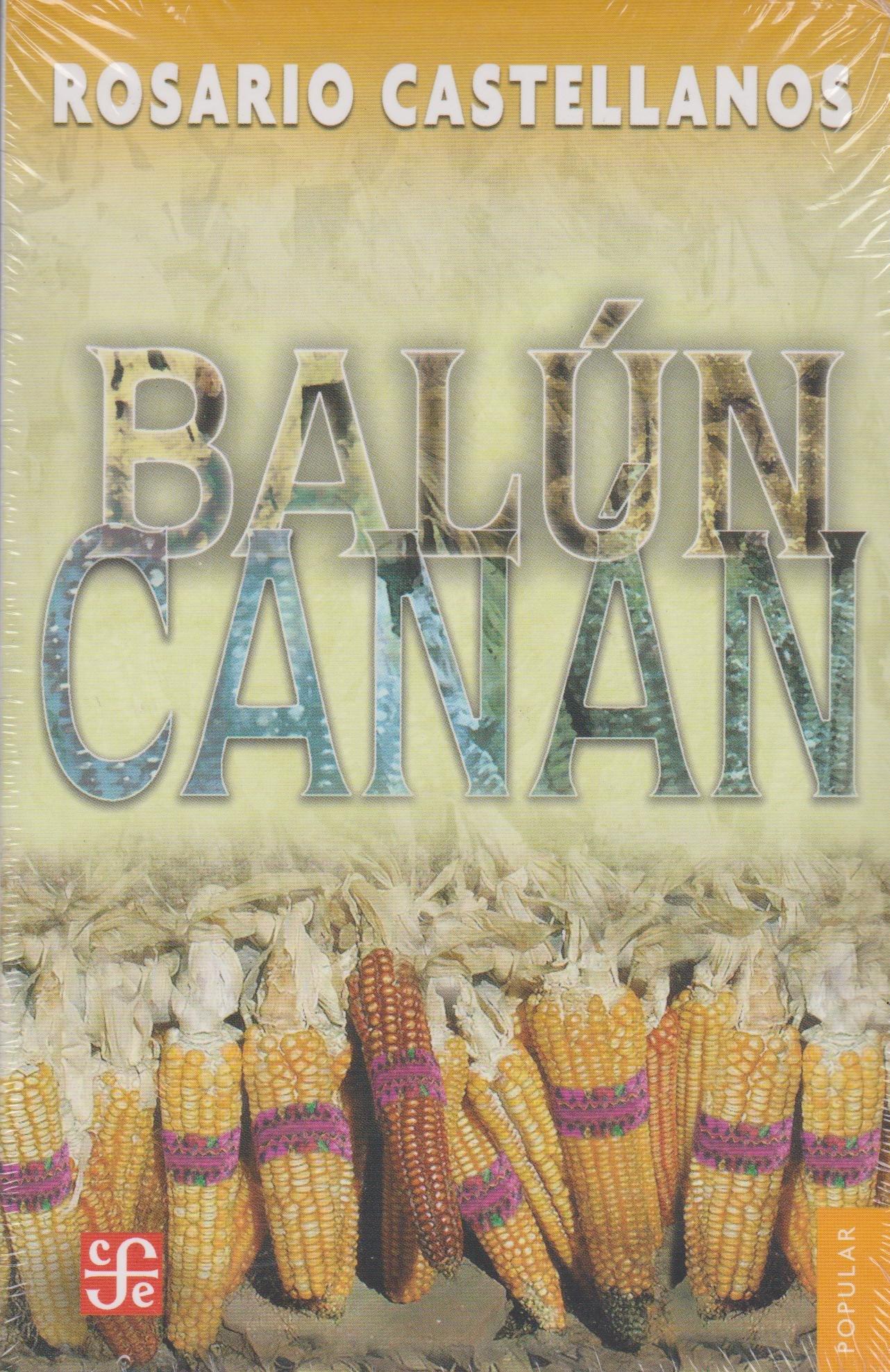 balun canan rosario castellanos