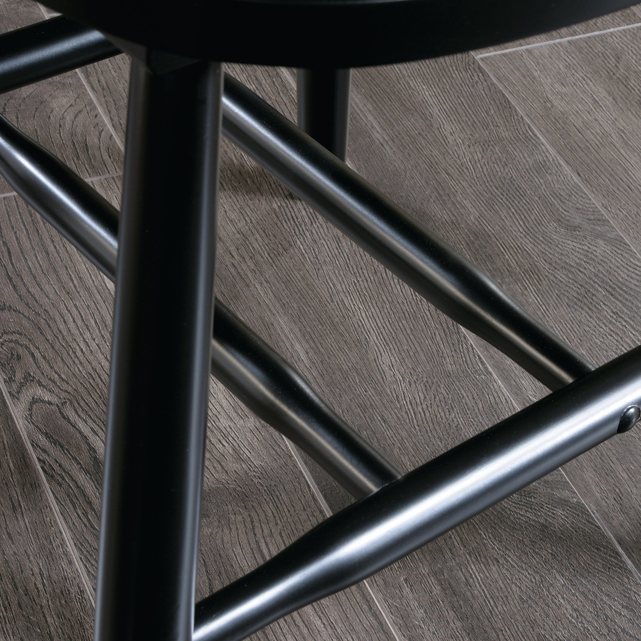 Sauder 418892 New Grange Spindle Back Chairs, L: 20.47'' x W: 21.26'' x H: 36.22'', Black finish by Sauder (Image #7)