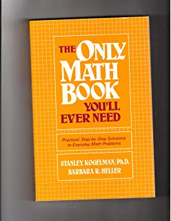 Worksheets Images Only Math the only math book youll ever need revised edition hundreds of need