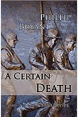 A Certain Death (Shiloh Series Book 2) Kindle Edition