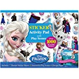 Bendon Frozen Over 1000-Sticker Activity Pad