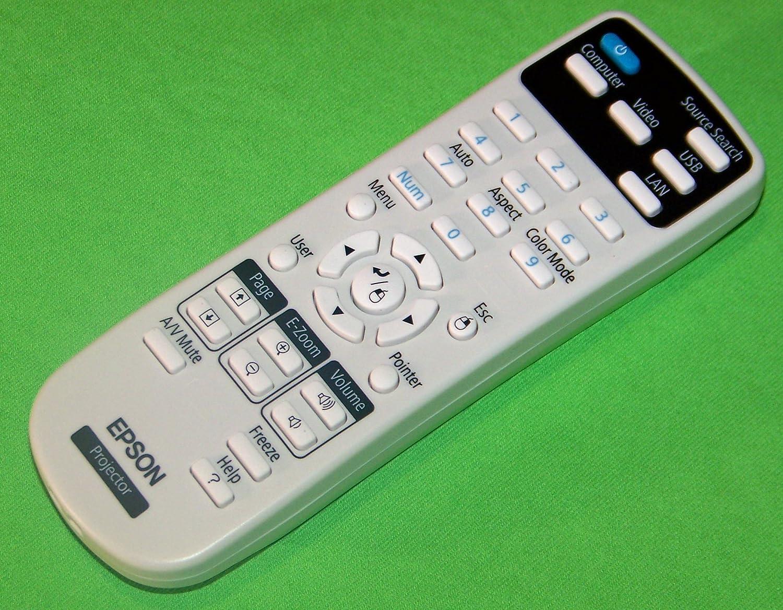 Control remoto de proyector - OEM Epson , incluido con VS335W And ...
