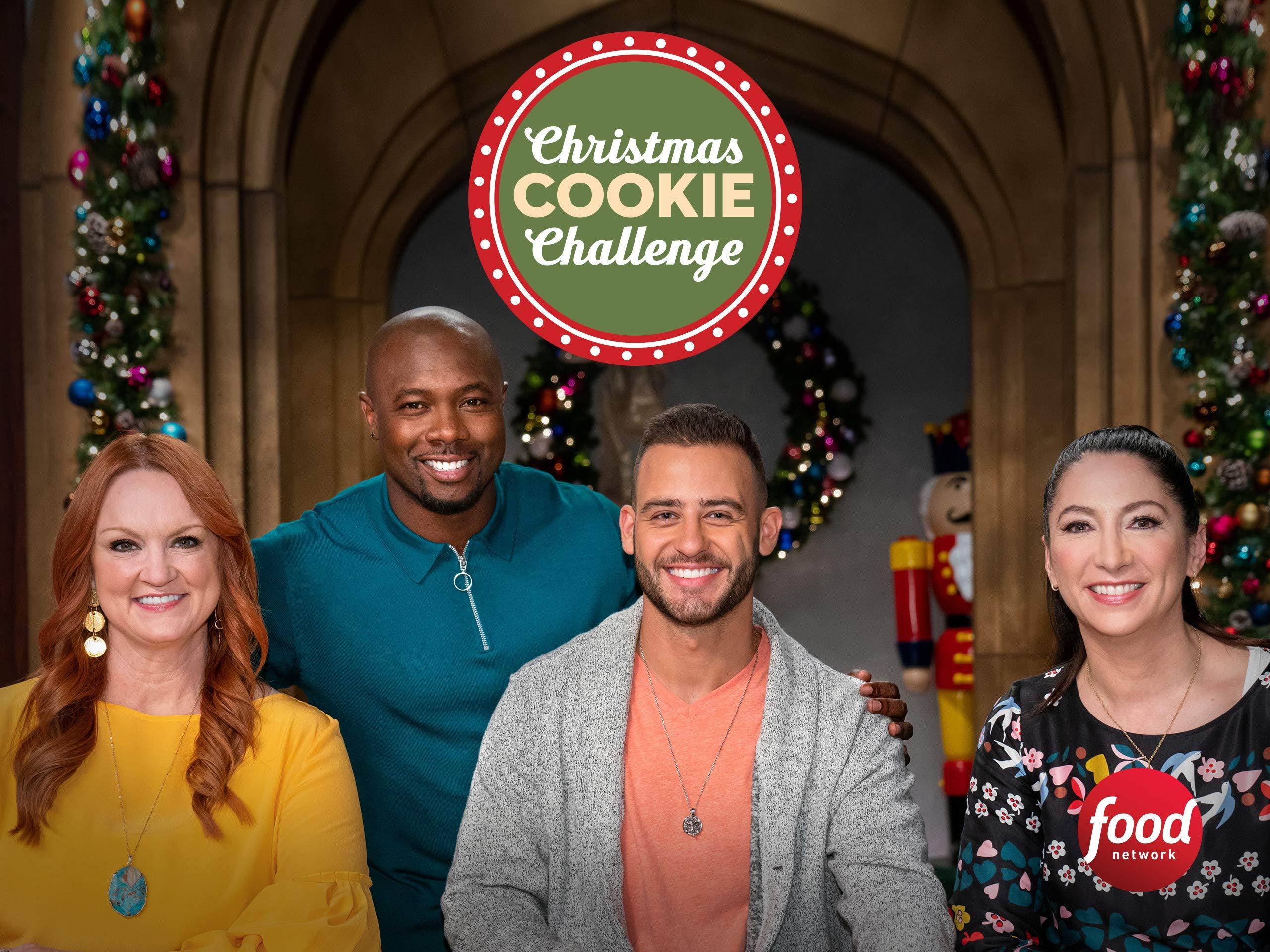 Amazon Com Watch Christmas Cookie Challenge Season 2 Prime Video