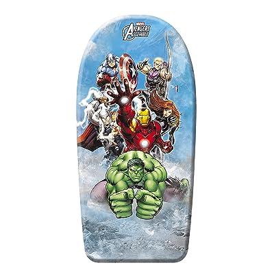 Avengers Mondo 11104 Marvel The Bodyboard de Los Vengadores: Juguetes y juegos