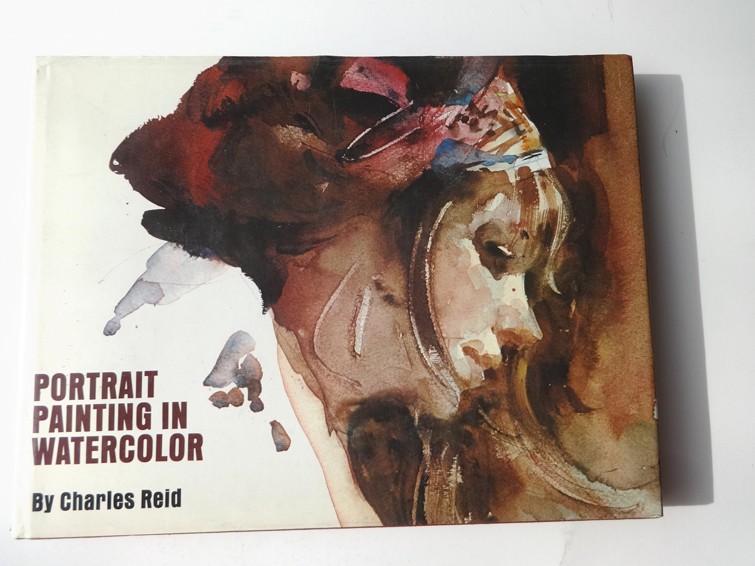 Watercolor books amazon - Portrait Painting In Watercolor